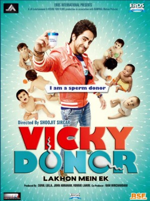 Buy Vicky Donor: Av Media