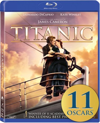 Buy Titanic: Av Media