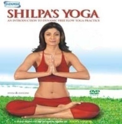 Buy Shilpa's Yoga: Av Media