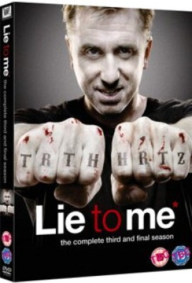 Buy Lie To Me Season 3: Av Media