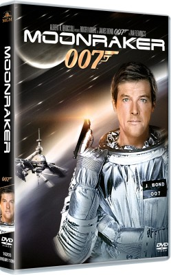 Buy Moonraker: Av Media