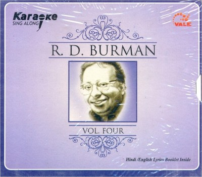 Buy R.D Burman Vol - 4 (Karaoke): Av Media