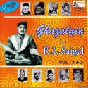 Ghazalain By K.L. Saigal - Vol-1 & 2: Av Media