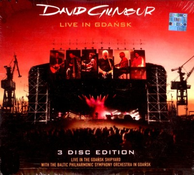 Buy Live In Gdansk (ACD+DVD): Av Media