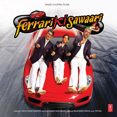 Buy Ferrari Ki Sawaari: Av Media