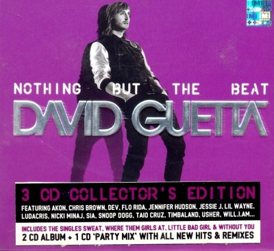 Buy Nothing But The Beat (Bonus CD) (Bonus Tracks): Av Media