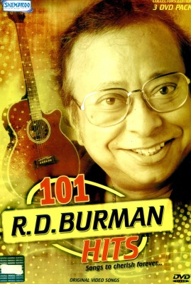 Buy 101 R.D. Burman Hits - Songs To Cherish Forever: Av Media