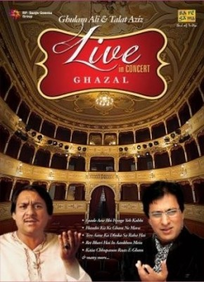 Buy Live In Concert: Ghulam Ali & Talat Aziz: Av Media