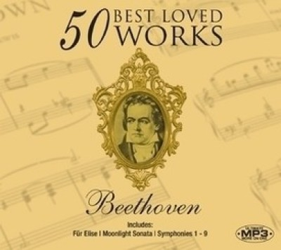 Buy 50 Best Loved Works - Beethoven: Av Media