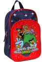 Angry Birds School Bag - Blue