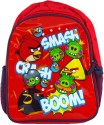 Angry Birds School Bag - Red