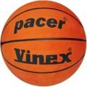 Vinex Pacer Basketball - 5 - Pack Of 1, Orange