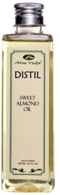 Buy Aloe Veda Distil Sweet Almond Oil: Bath Essential Oil