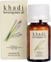Khadi Lemongrass Essential Oil - 15 Ml