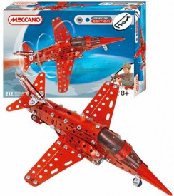 Buy Meccano Red Acrobatics: Block Construction