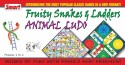 Smart Fruity Snakes & Ladders Animal Ludo Board Game