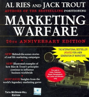 Buy Marketing Warfare 20th Edition: Book