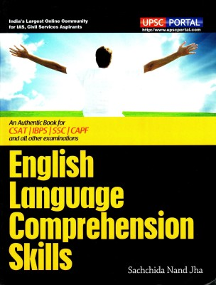 Buy English Language Comprehension Skills: An Authentic Books for CSAT / IBPS / SSC / CAPF and all Other Examinations: Book