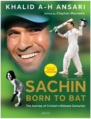 50% discount on Book Sachin : Born to Bat , Author: Khalid A H Ansari