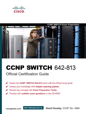 Buy CCNP SWITCH 642-813 Official Certification Guide (With CD) 1st Edition: Book