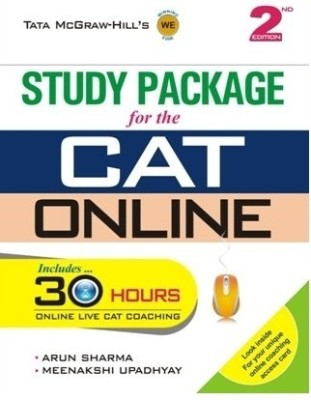 Buy Study package for the CAT Online (with CD) 2nd Edition: Book