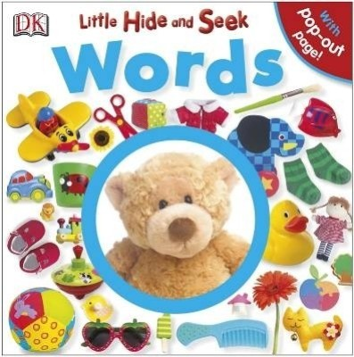 Little Hide and Seek Words price comparison at Flipkart, Amazon, Crossword, Uread, Bookadda, Landmark, Homeshop18