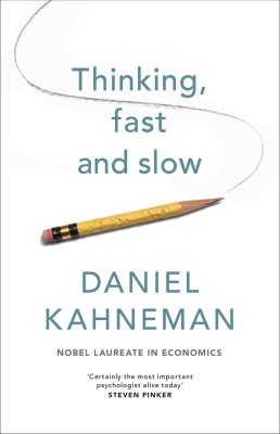Buy Thinking Fast and Slow: Book