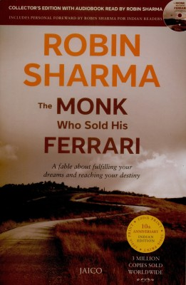 Buy The Monk Who Sold His Ferrari With Cd At Flipkart