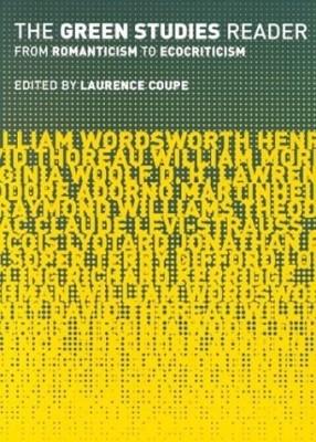 The Green Studies Reader from Romanticism to Ecocriticism 1st Edition price comparison at Flipkart, Amazon, Crossword, Uread, Bookadda, Landmark, Homeshop18