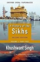 A History of the Sikhs 1469-1839 (Volume -1) 2nd Edition: Book