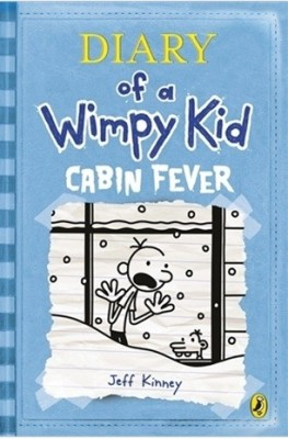 Buy Diary of a Wimpy Kid: Cabin Fever: Book