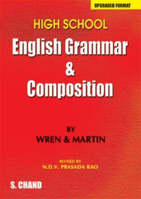 Buy High School English Grammar & Composition Revised Edition: Book