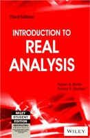 Introduction to Real Analysis 3 Edition: Book