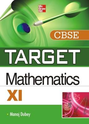 Buy TARGET CBSE Mathematics (Class - XI) 1st  Edition: Book