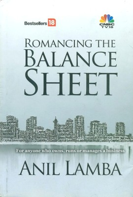 Buy Romancing The Balance Sheet: Book