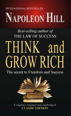 Think And Grow Rich: The Secret to Freedom and Success (With CD) price comparison at Flipkart, Amazon, Crossword, Uread, Bookadda, Landmark, Homeshop18