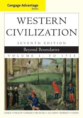 western civilization since 1715 History 1b: introduction to western civilization: circa ad 843 to circa 1715   making of the west, chapter 9 (concentrate on the section after the carolingians.