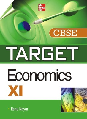 Buy TARGET CBSE Economics (Class - XI) 1st  Edition: Book
