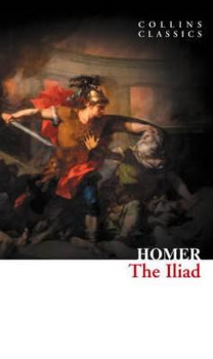 The Iliad price comparison at Flipkart, Amazon, Crossword, Uread, Bookadda, Landmark, Homeshop18
