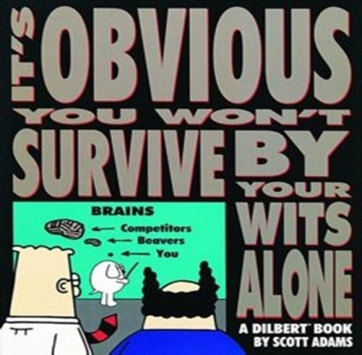 It's Obvious You Won't Survive by Your Wits Alone price comparison at Flipkart, Amazon, Crossword, Uread, Bookadda, Landmark, Homeshop18