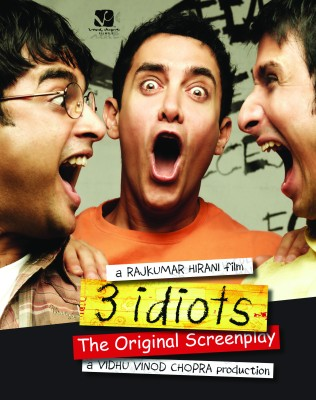 Buy 3 Idiots: The Original Screenplay (English, Hindi): Book