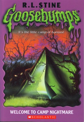 GOOSEBUMPS : WELCOME TO CAMP NIGHTMARE price comparison at Flipkart, Amazon, Crossword, Uread, Bookadda, Landmark, Homeshop18