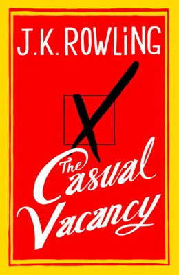 Buy The Casual Vacancy 1st  Edition: Book