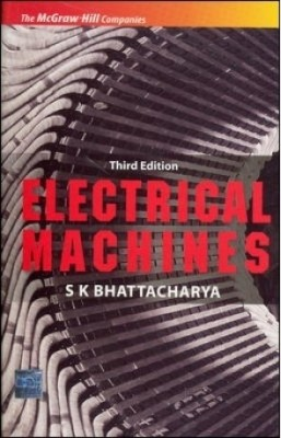 Electrical Machines 3e,Bhattacharya 3 Edition price comparison at Flipkart, Amazon, Crossword, Uread, Bookadda, Landmark, Homeshop18