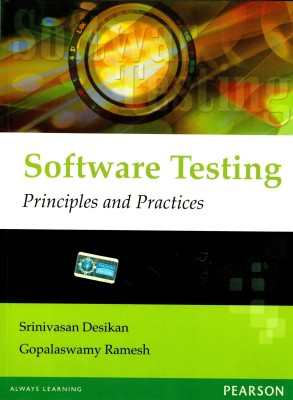 Buy Software Testing : Principles and Practices 1 Edition: Book