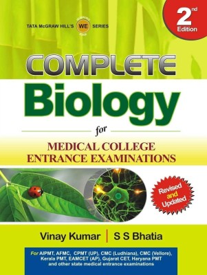 Buy Complete Biology for Medical College Entrance Examination 2nd Edition: Book