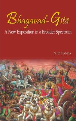 Bhagavad-Gita ??? A New Exposition in a Broader Spectrum price comparison at Flipkart, Amazon, Crossword, Uread, Bookadda, Landmark, Homeshop18