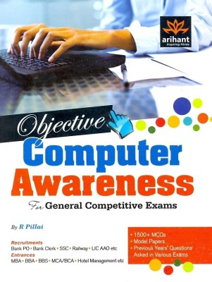 Buy Objective Computer Awareness for General Competitive Exams 1st Edition: Book