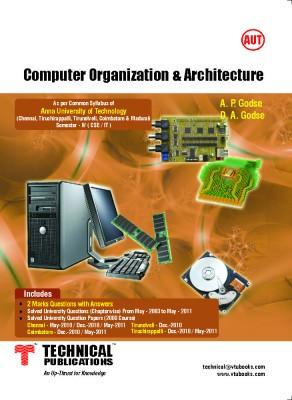 Computer organization and architecture godse