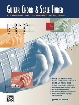 Guitar Chord & Scale Finder: A Handbook for the Improvising Guitarist price comparison at Flipkart, Amazon, Crossword, Uread, Bookadda, Landmark, Homeshop18